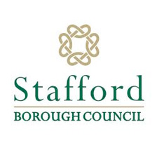 stafford borough council logo