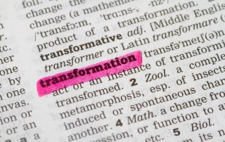 A-Z of public sector transformation
