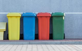 Recycling and waste services
