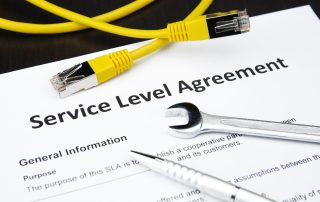 Service Level Agreement module