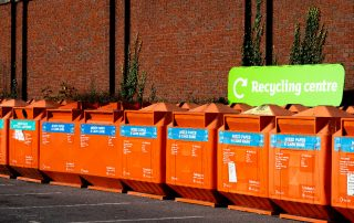 A waste and recycling online bookings use case